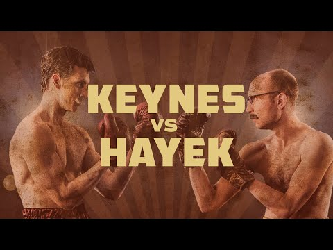 Keynes vs. Hayek - EconStories