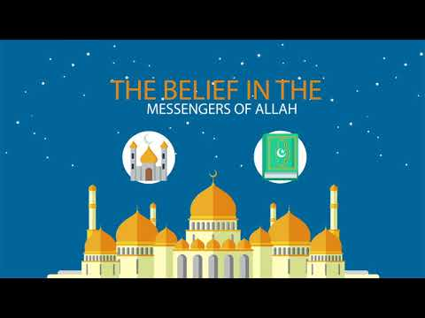 Pillars of Faith - The key to understanding Islam