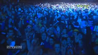 Green Day - Rock Festival 2013