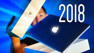 2018 MacBook Pro 13 inch Unboxing!