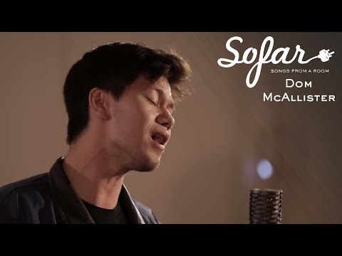 Dom McAllister - Only One | Sofar London