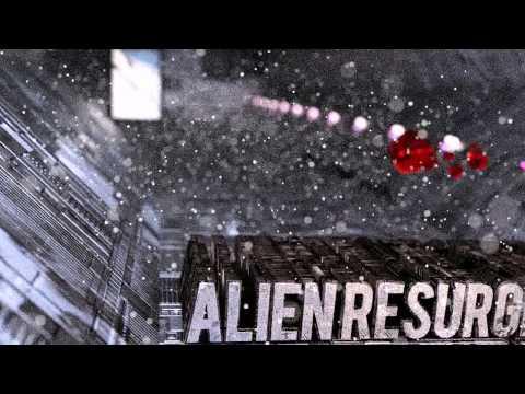 Alien Ship Logo