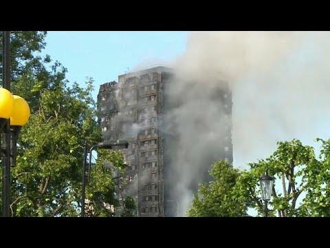 Δημόσια έρευνα για την πολύνεκρη τραγωδία στον Πύργο Γκρένφελ…