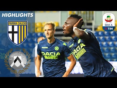 Parma 2-2 Udinese   De Paul and Fofana rally Udinese to second-half comeback   Serie A