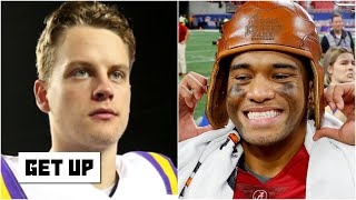 Tua has a better chance than Joe Burrow of being a Pro Bowler, according to new analytics | Get Up