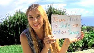 Secret Meaning: Christian Fish Symbol!