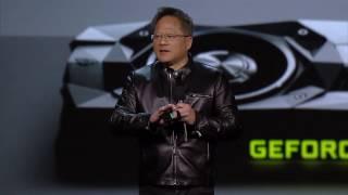 CES 2017: GeForce, The World's No. 1 Gaming Platform (NVIDIA Keynote Part 2)