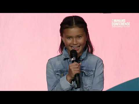 Amelia Brodka, Sky Brown and Tony Hawk | The 2020 MAKERS Conference