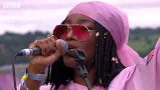 Ray BLK   Doing Me (Glastonbury Session)