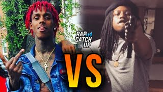 Famous Dex Responds To FBG Ducks Diss Track VIDEO