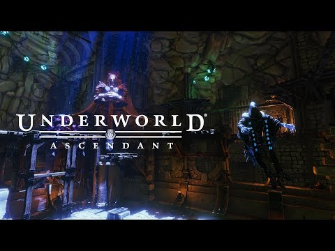 Underworld Ascendant E3 Trailer [ESRB] thumbnail