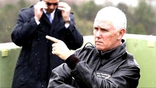 LIVE STREAM: Vice President Mike Pence Speech to US Service Members Aboard the USS Ronald Reagan