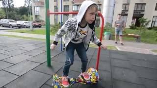 Гироскутер Супер-Мощный челлендж:) / Giroskooter heavy challenge