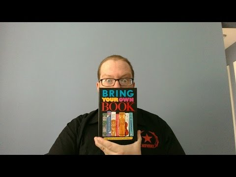 The Board Game Kaptain's review and tutorial for Bring Your Own Book