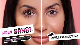 BADgal BANG! MASCARA TIPS & TRICKS | Featuring @makeupbybrooktiffany