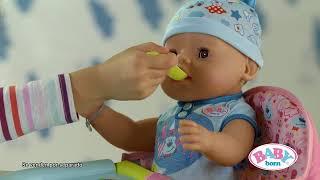 BABY born ¡el muñeco bebé más real que funciona sin pilas! Trailer