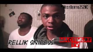 Rellik Snipess D-Mac Waldie & BadNewz - WestBertie LIVE Mac11Murf TV