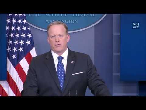 3/22/17: White House Press Briefing