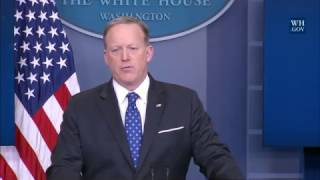 3/22/17: White House Press Briefing