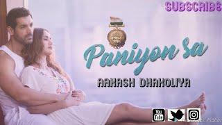 Paniyon Sa    Aakash Dhakoliya    Atif Aslam    Unplugged    Reprise version