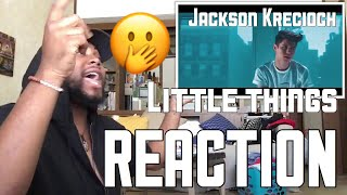 ‪Jackson Krecioch - Little Thing‬s | REACTION