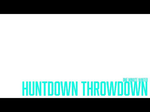 "[Miku/Luka/Rin/Len/Meiko/Kaito] One Minute Winter - ""Huntdown Throwdown"" [9 STRING GUITAR]"