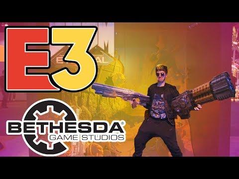 bethesda e3 e3-2019 kotaku-video video