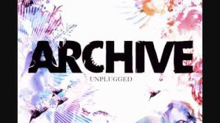 The Archive - Goodbye