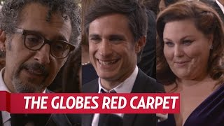 Golden Globes 2017 Red Carpet Moments