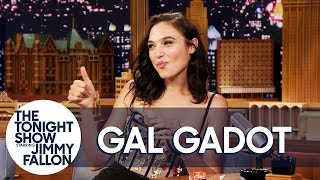 Download Youtube: Gal Gadot Tries a Reese's Peanut Butter Cup for the First Time