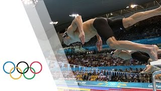 Michael Phelps Wins 200m Individual Medley Gold   London 2012 Olympic Games