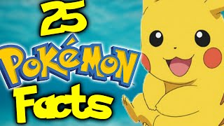 25 Obscure Pokemon Facts