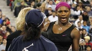 Kim Clijsters VS Serena Williams Highlight 2009 SF