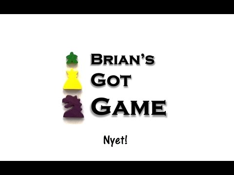 Brian's Got Game - Nyet! Review