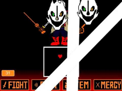 Download Undertale Hardmode Genocide Papyrus Fangame Video 3GP Mp4