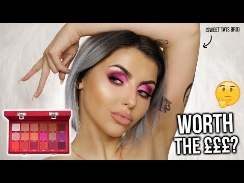Blood Sugar Palette by Jeffree Star #6