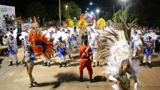 preview picture of video 'Coreografia Bateria Imperial Samba Show Carnaval 2015'