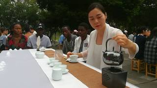 preview picture of video 'This is How to make Chinese Traditional Tea'