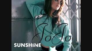 JoJo- Sunshine (Lyrics)