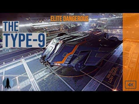 The Type 9 Heavy [Elite Dangerous]