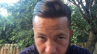 Men's Hair System Review-Talking To A Random Person !!