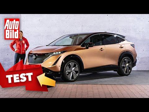 Nissan Ariya (2021) | Der neue VW ID.4-Konkurrent aus Japan | Im Check mit Katharina Berndt