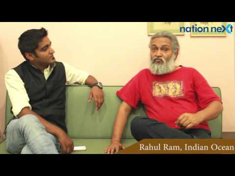 In conversation with Indian Ocean's Rahul Ram