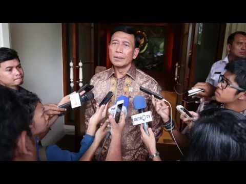 Wiranto: Aksi 313 Arahnya Kemana ?