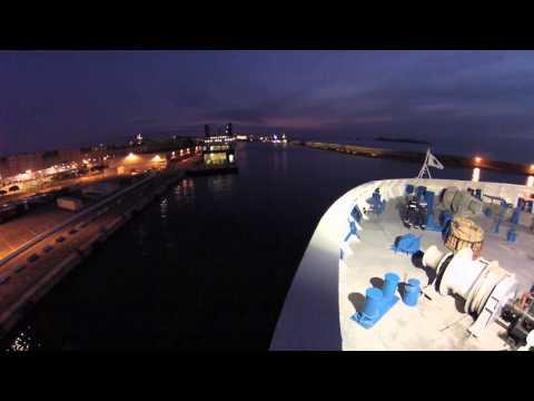 SNCM Départ de Marseille pour la Corse