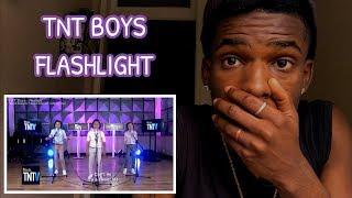 FIRST TIME WATCHING | TNT Boys - Flashlight | REACTION