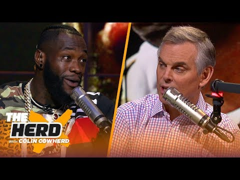Deontay Wilder: 'I'm a knockout artist,' talks mental and physical prep for Ortiz | PBC | THE HERD