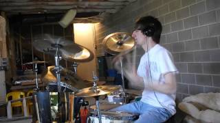 Clairvoyant Disease Drum Cover Avenged Sevenfold | Zack Lee