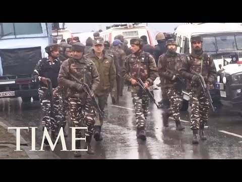 33 Indian Soldiers Killed, 20 Wounded In Kashmir Car Bomb Blast | TIME