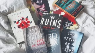 Favourite Horror Novels! (Updated) 2019
